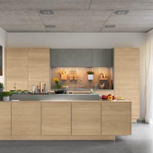 TEAM 7 Filigno keuken in eik en keramiek, een gezonde keuken voor gezonde voeding