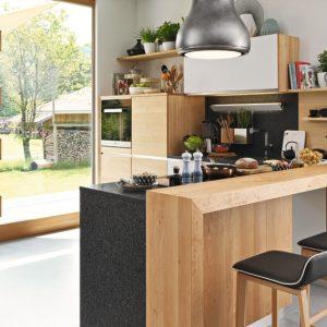 L1 keuken van TEAM 7, we maken uw gezonde droomkeuken waar. Kom informeren