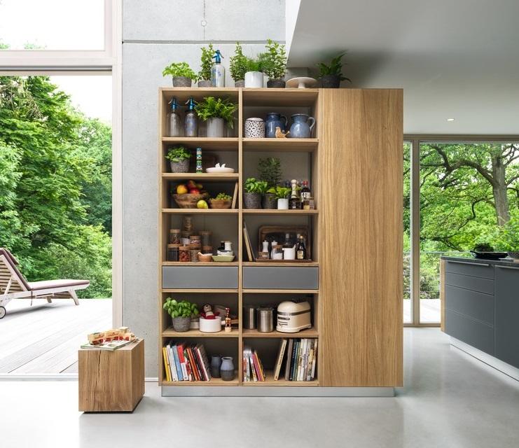 TEAM 7 Linee keuken - kastenwand