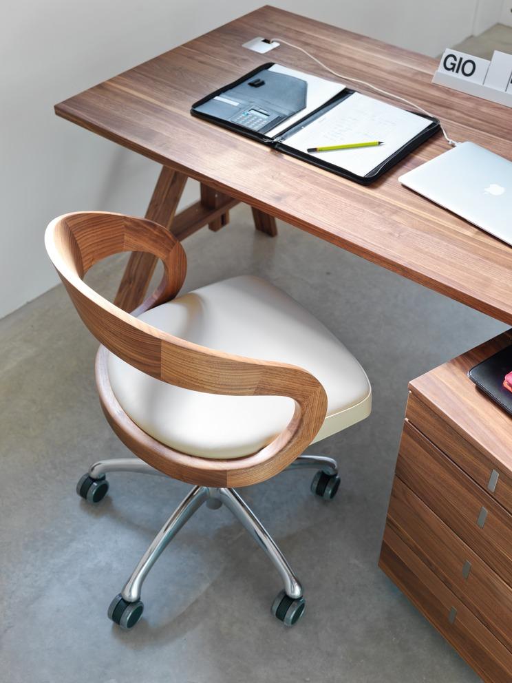 thuiskantoor interior gent. Black Bedroom Furniture Sets. Home Design Ideas