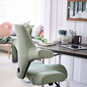 Interior Gent, gespecialiseerd in ergonomische bureaustoelen. Kom ze uitproberen!