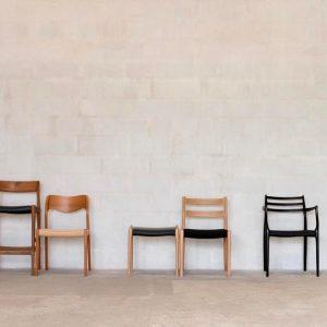 Moller stoelen