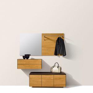 Interior Gent, grote showroom met houten meubelen op maat. Kom langs!