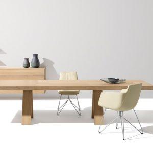 Tema tafel in eik - Team7