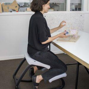 Interior Gent, grote showroom met ergonomische bureaustoelen. Kom ze gerust uitproberen!