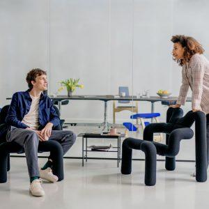 Interior Gent, grote showroom met design zetels. Kom zeker kijken!