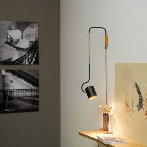 Interior Gent, met een selectie verlichting die je nergens anders vindt. Met hout en vilt, kom kijken!