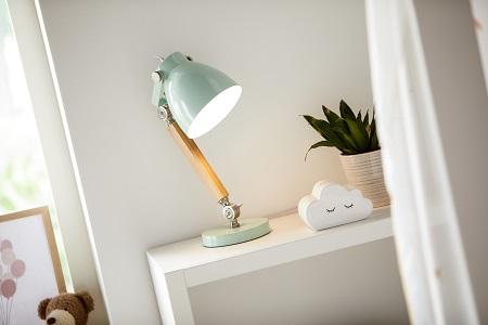 Lifetime-bureaulamp