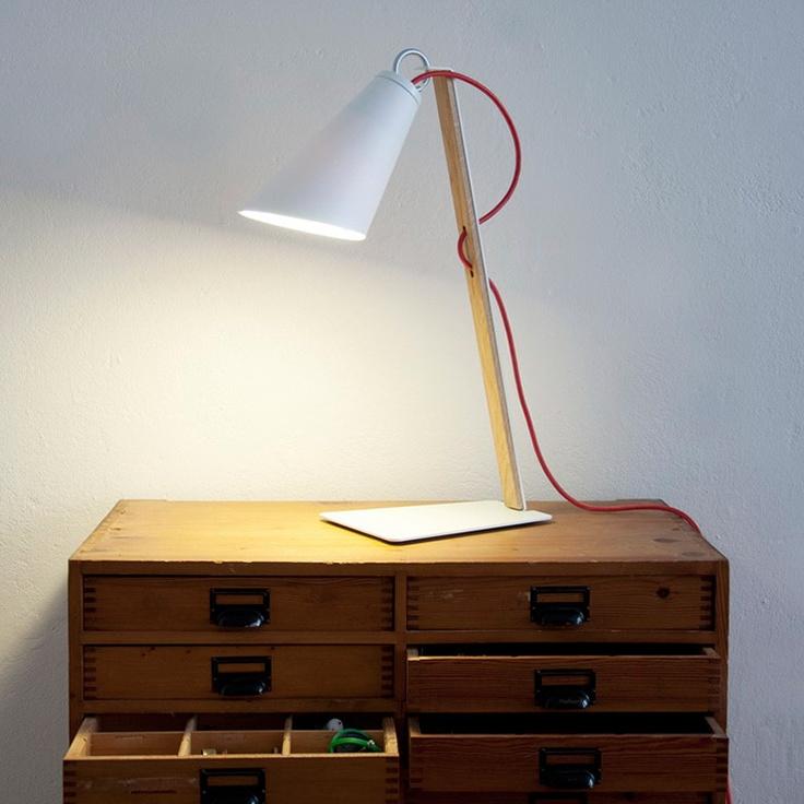 Pit tafellamp