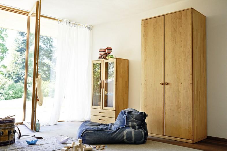 Accessoires Slaapkamer Kind : Kinder en jeugdkasten in massief hout van lifetime en team