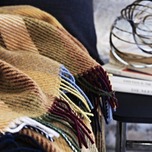 Glamos - Roros  tweed