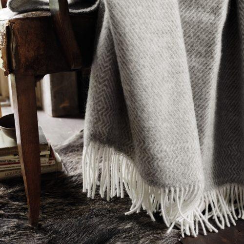 Kattefot - Roros tweed