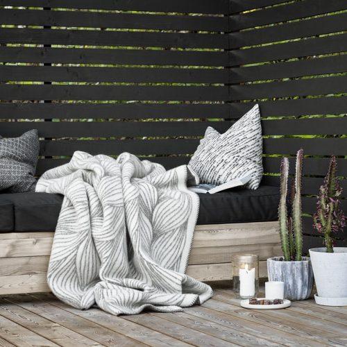 Naturpledd - Roros tweed