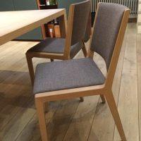 Eviva stoelen - 4 stuks