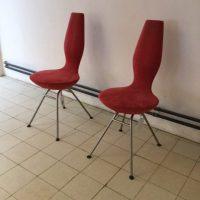 'Date' stoel - 3 stuks