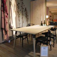 'Sleipner' tafel 210 x 105 cm