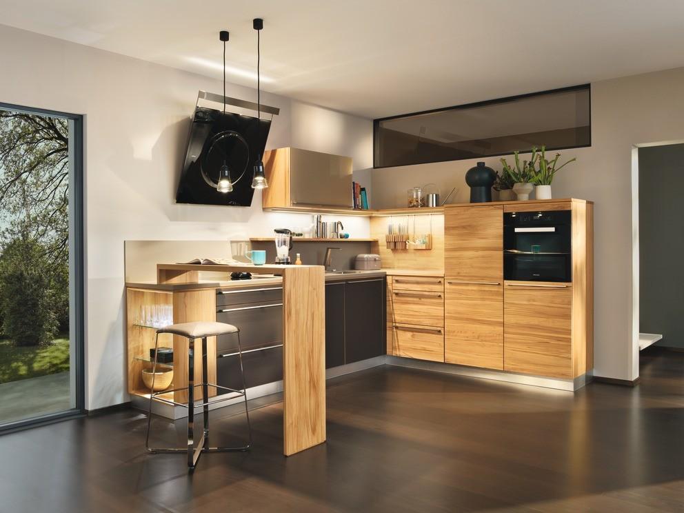 TEAM 7 L1 keuken in kernbeuk