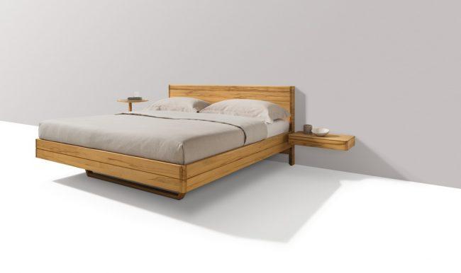 TEAM 7 Float bed in kernbeuk